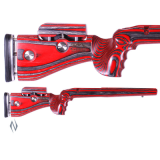 GRS Adjustable Hunting Black/Red