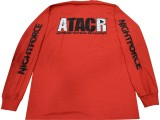 Nightforce Long Sleeve Red T-Shirt ATACR