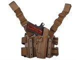 Blackhawk Serpa Level 2 Tactical Holster Tan 191