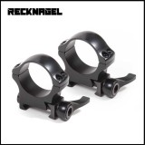 Recknagel Front Clamping Rings 30mm