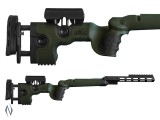 GRS Warg Stock Green