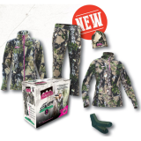 Ladies Stalker Pack Buffalo Camo