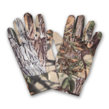 Ridgeline Thin Dimpled Gloves Buffalo Camo