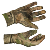 Ridgeline Thin Dimpled Shooting Gloves Nature Green