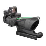 Trijicon ACOG 4x32 Green Xhair/RMR Red Dot