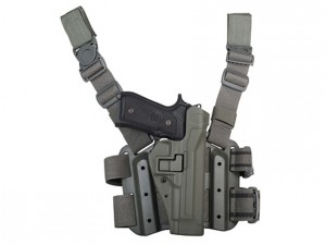 Blackhawk Serpa Level 2 Tactical Holster Black Beretta