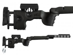 GRS Warg Stock Black