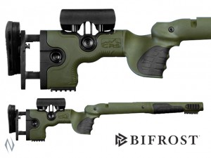 GRS Bifrost Stock Green