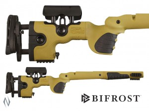 GRS Bifrost Stock Brown