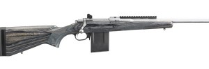 "Ruger 77 Gunsite Scout 18"" Stainless Laminate .308win"