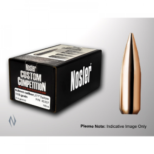 Nosler Custom Comp 30 cal 1000 pack