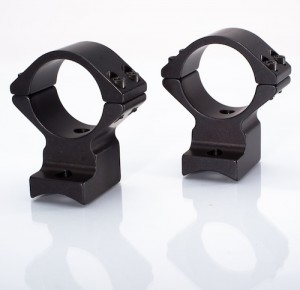 Talley Ruger Alloy Mounts